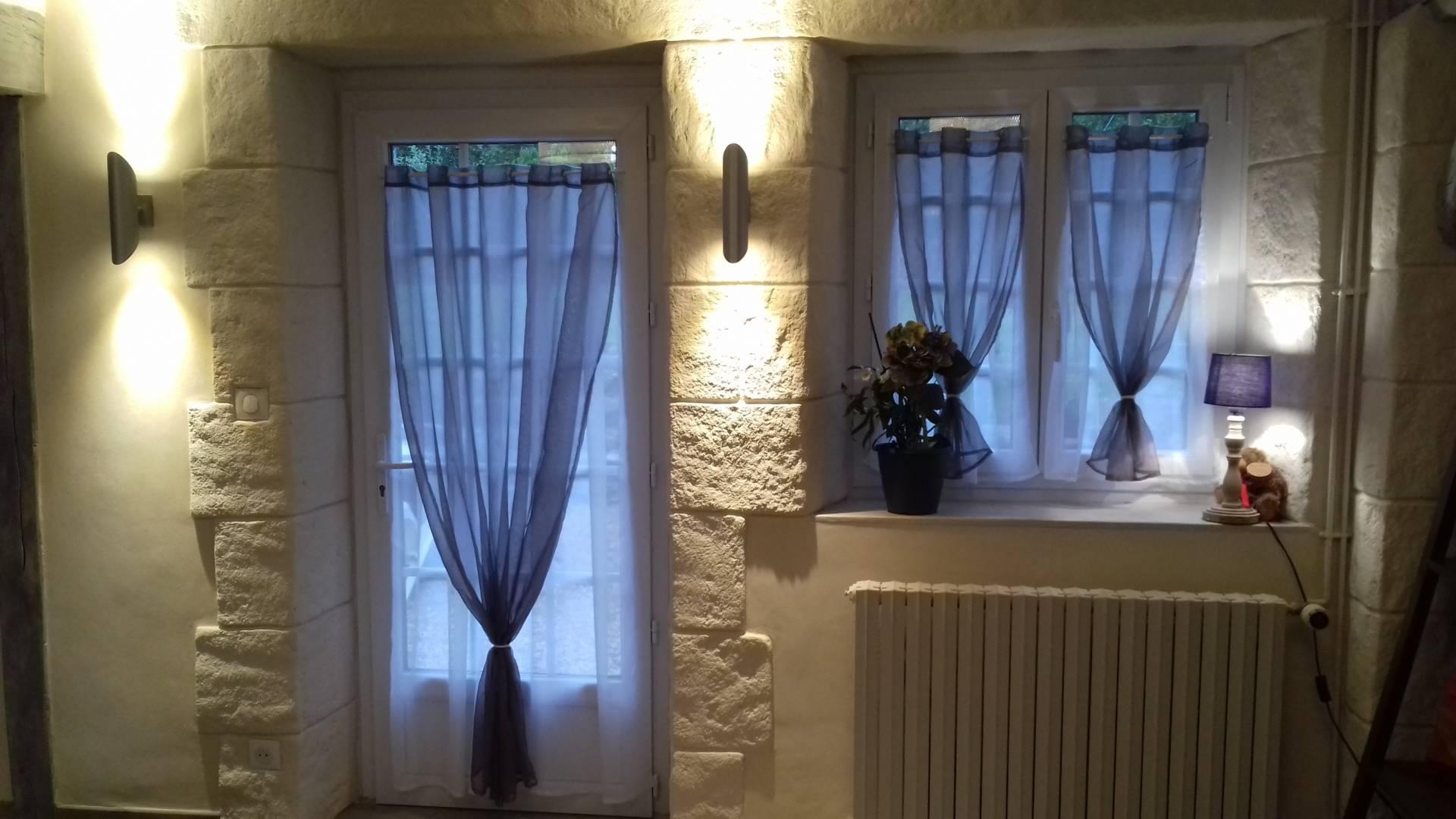 sp cialis dans les enduits d 39 int rieur l 39 argile la chaux en imitation pierre sur. Black Bedroom Furniture Sets. Home Design Ideas